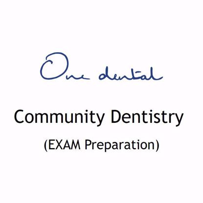 Picture of Community Dentistry