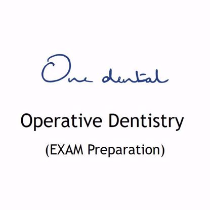 Picture of Operative Dentistry