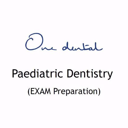 Picture of Paediatric Dentistry