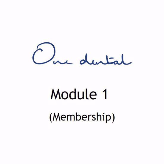 Picture of Module 1 Membership