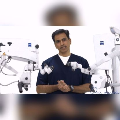 Picture of Magnification in dentistry