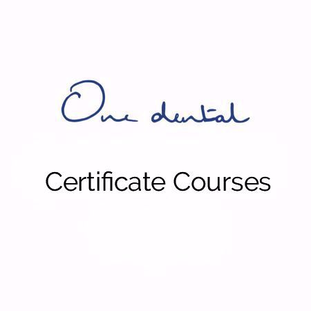 Picture for category Certificate courses